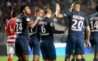 Draxler, Lo Celso make PSG bows in friendly win