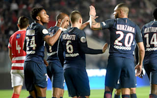 Draxler, Lo Celso make PSG bows in friendly win