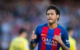 Pique rounds on critics of 'magical' Neymar