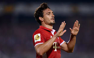 Hummels surprised by criticism from Dortmund fans