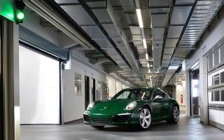 Porsche reveals 1,000,000th 911