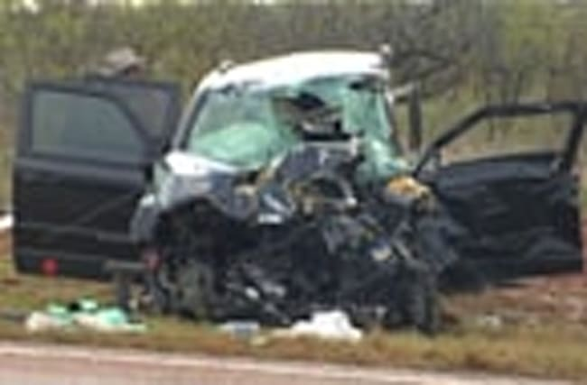 Three storm chasers killed in Texas car crash