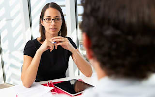 The interview questions they're not allowed to ask
