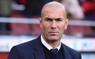 Late Clasico draw has little bearing on title race - Zidane