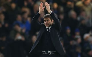 Conte hails Chelsea attitude after record-equalling win