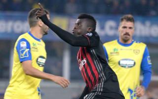 Chievo 1 AC Milan 3: Kucka and Niang help Rossoneri up to third