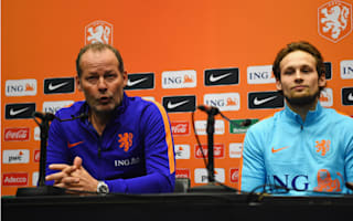 A dream that came true - Netherlands' Blind proud of sacked father