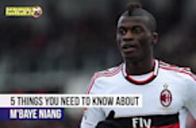 M'Baye Niang - 5 things you need to know