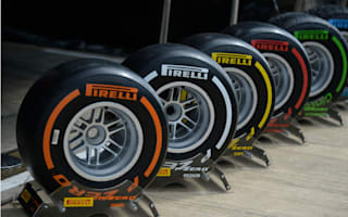 Pirelli confident over wet tyre compound