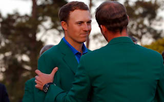 Spieth laughs about Masters collapse