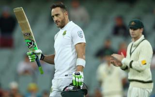 Proteas confirm Du Plessis appeal