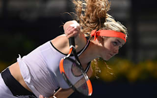 Holder Svitolina off the mark in Malaysia as seeds fall