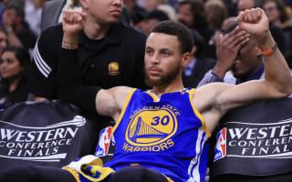 Warriors sweep Spurs to reach NBA Finals