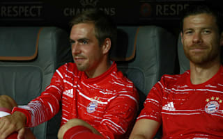 Guardiola lauds Bayern veterans Lahm and Alonso as Gerrard hails ex-colleague