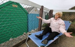 Beach hut owner's view blocked by new council huts