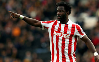 Hughes backs Bony to break Stoke duck