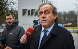 Platini: It is 'unimaginable' that I will not be at 'my child' Euro 2016