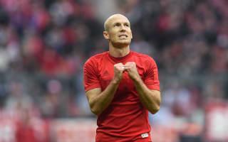 Bayern without Vidal, Javi Martinez and Robben for Rostov trip
