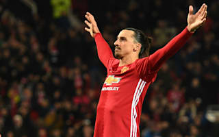 Mourinho backs Ibrahimovic to fire Manchester United to Europa League success