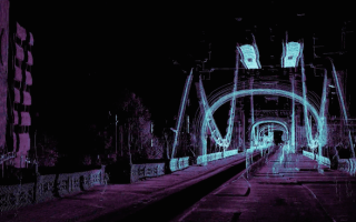 See the world through the eyes of an autonomous vehicle