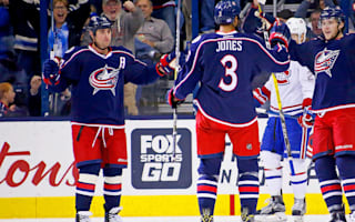 Blue Jackets crush Canadiens 10-0, Jets win