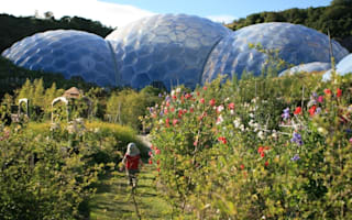 Win! A three-night family break at the Eden Project