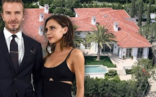 Beckhams to sell £24m LA pad
