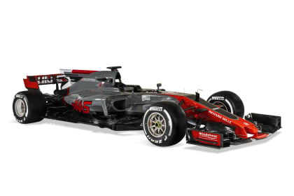 Guide to the 2017 Formula One cars - Haas