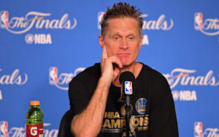 Warriors have 'no doubt' Kerr will coach next season