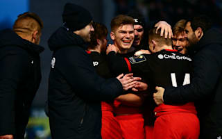 Leicester and Saracens stay perfect, Bath eliminated