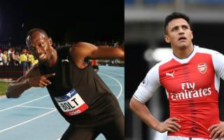 Bolt tells Mourinho to buy Arsenal star Sanchez