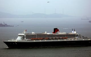 '200' passengers on Queen Mary 2 Christmas cruise hit by vomiting bug