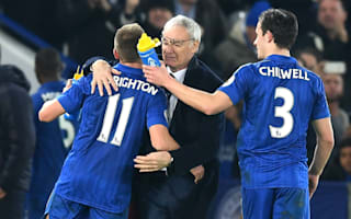 Ranieri: Beating West Ham my best moment of 2016!