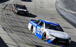 Carl Edwards wins caution-filled Food City 500 at Bristol