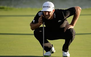 Johnson takes control of BMW Championship