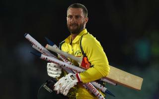 Wade pleased with Australia adaption to Sri Lanka pitches