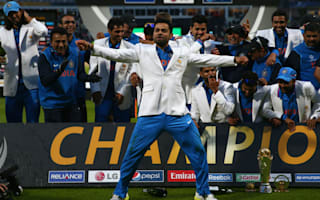 Rohit, Shami included in India's Champions Trophy squad