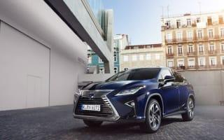 First drive: Lexus RX 450h