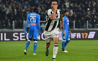 Bonucci signs one-year Juventus extension