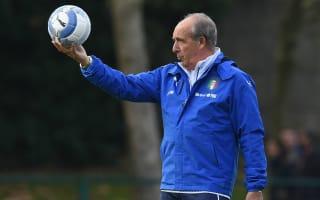 Italy players want revenge on Germany - Ventura