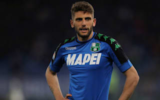 Inter are in my heart, says Sassuolo star Berardi