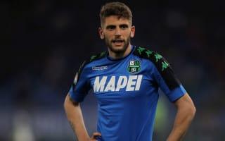 Inter are in my heart, says Sassuolo star Berardi