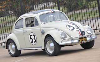 Herbie fetches an eye-watering price at auction