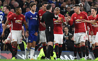 Manchester United punished after Herrera controversy