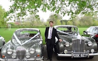 Student offers classic 1956 Bentley S1 for car-sharing purposes