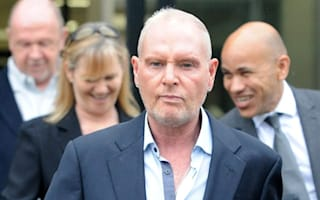 Paul Gascoigne in rehab as he seeks help in battle with alcoholism