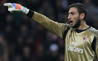 Juventus taking Donnarumma events 'into account', says Marotta