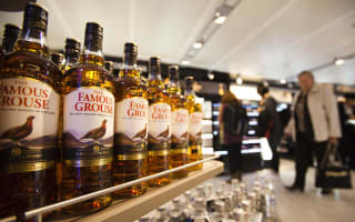 Airport alcohol sales to be reviewed after drunken plane incidents