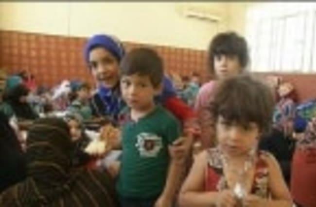 Falluja refugees recount suffering