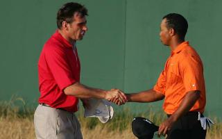 Faldo: Woods may never play again